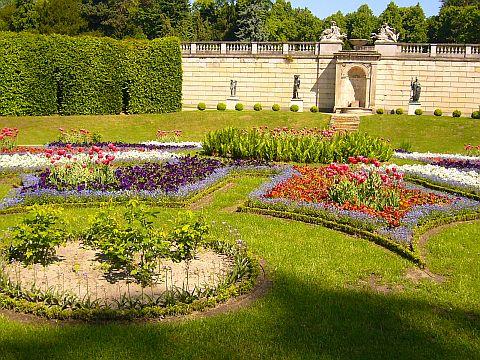 Jardins dePotsdam